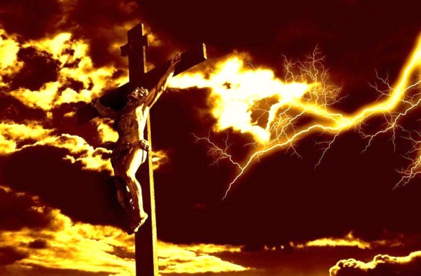 The Crucifixion of Christ. Photo credit: morethings.com